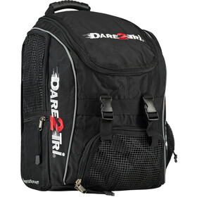 Dare2Tri Transition Rugzak 23L, black